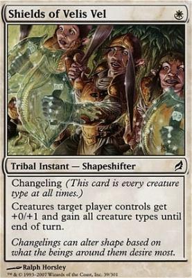 Lorwyn: Shields of Velis Vel