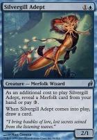 Lorwyn: Silvergill Adept