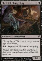 Lorwyn: Skeletal Changeling