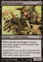 Lorwyn Foil: Spiderwig Boggart