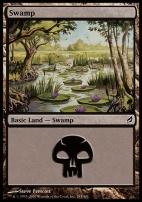 Lorwyn: Swamp (293 D)
