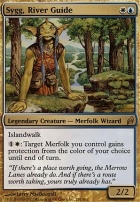 Lorwyn: Sygg, River Guide