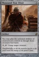 Lorwyn: Thousand-Year Elixir