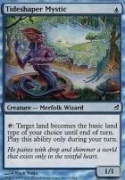 Lorwyn Foil: Tideshaper Mystic