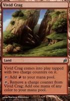 Lorwyn: Vivid Crag