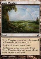 Lorwyn Foil: Vivid Meadow