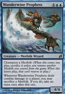 Lorwyn: Wanderwine Prophets