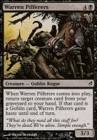 Lorwyn: Warren Pilferers