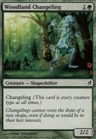 Lorwyn: Woodland Changeling