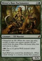 Lorwyn: Wren's Run Packmaster