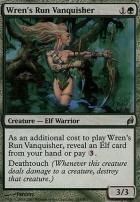 Lorwyn: Wren's Run Vanquisher