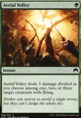 Magic Origins Foil: Aerial Volley