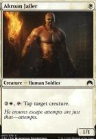Magic Origins: Akroan Jailer