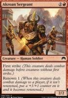 Magic Origins: Akroan Sergeant