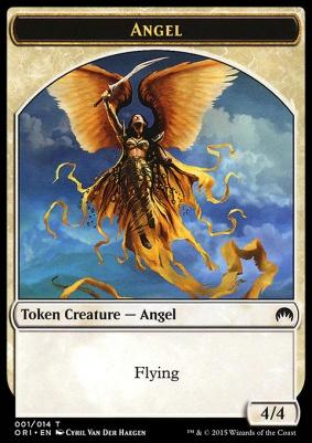 Magic Origins: Angel Token