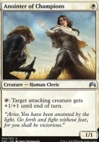 Magic Origins Foil: Anointer of Champions