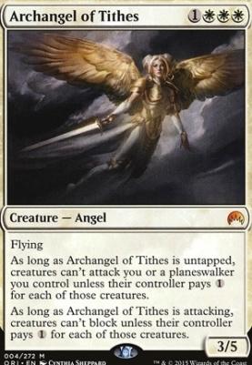 Magic Origins: Archangel of Tithes