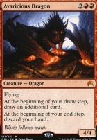 Magic Origins: Avaricious Dragon