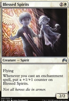 Magic Origins: Blessed Spirits
