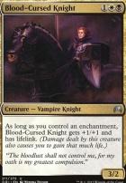 Magic Origins Foil: Blood-Cursed Knight