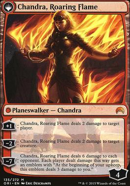 Magic Origins: Chandra, Fire of Kaladesh