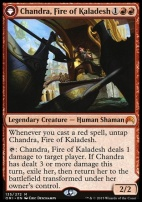 Magic Origins: Chandra, Fire of Kaladesh