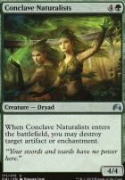 Magic Origins: Conclave Naturalists