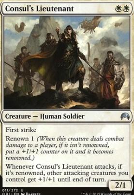 Magic Origins: Consul's Lieutenant