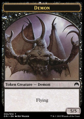 Magic Origins: Demon Token