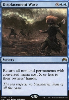 Magic Origins: Displacement Wave