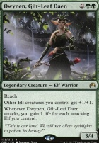 Magic Origins: Dwynen, Gilt-Leaf Daen