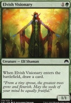 Magic Origins: Elvish Visionary