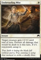 Magic Origins Foil: Enshrouding Mist