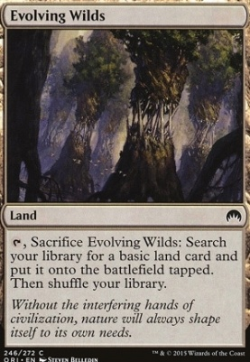 Magic Origins: Evolving Wilds