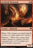 Magic Origins: Firefiend Elemental