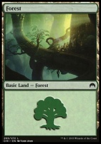 Magic Origins: Forest (269 A)