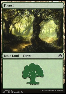 Magic Origins: Forest (270 B)