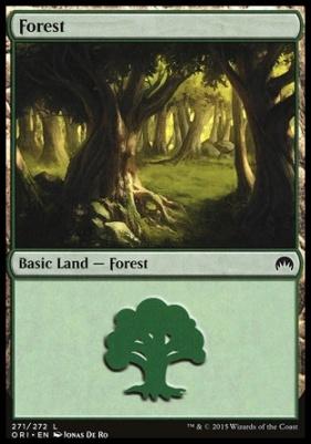 Magic Origins: Forest (271 C)