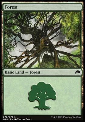 Magic Origins: Forest (272 D)