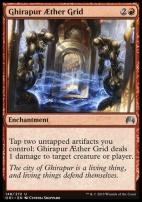 Magic Origins: Ghirapur Aether Grid