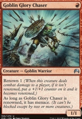 Magic Origins: Goblin Glory Chaser
