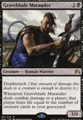 Magic Origins: Graveblade Marauder