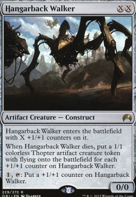 Magic Origins: Hangarback Walker