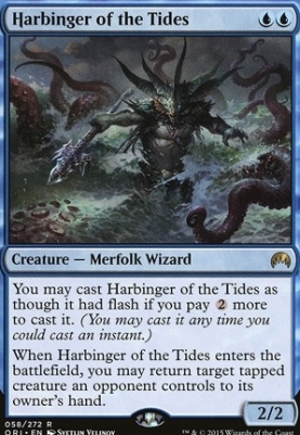 Magic Origins: Harbinger of the Tides