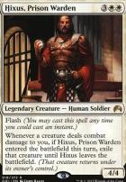 Magic Origins: Hixus, Prison Warden