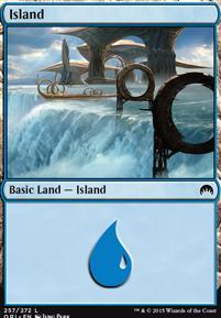 Magic Origins: Island (257 A)