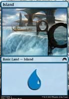 Magic Origins: Island (257 A)