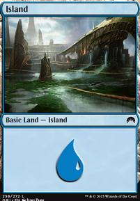 Magic Origins: Island (258 B)