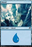 Magic Origins: Island (259 C)