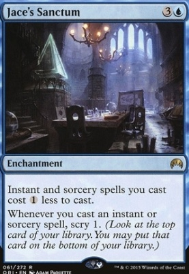 Magic Origins: Jace's Sanctum